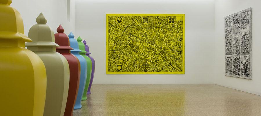Galerie d'art,