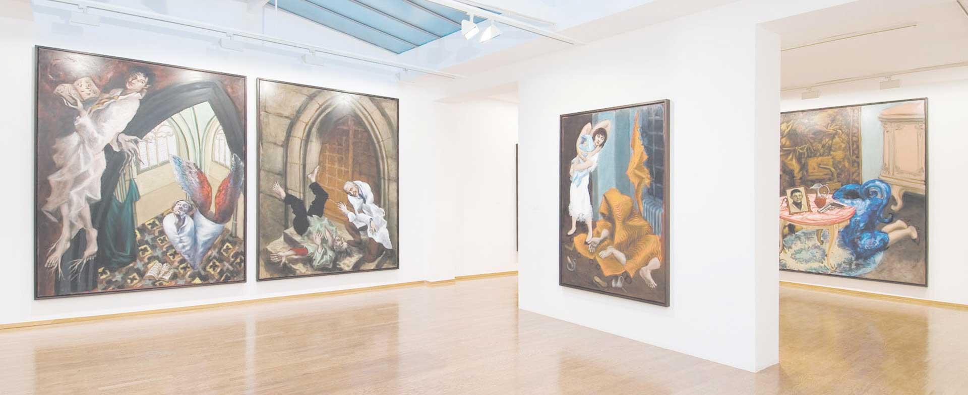 arts galeries